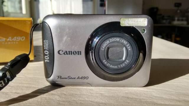 CANON A 490 Power Shot