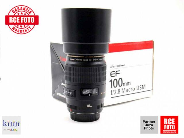 Canon EF 100 F2.8 Macro USM -