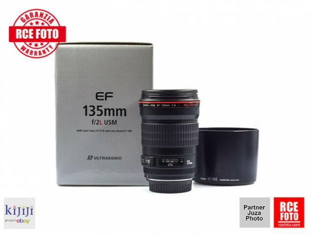 Canon EF 135 F2.0 L USM (Canon)