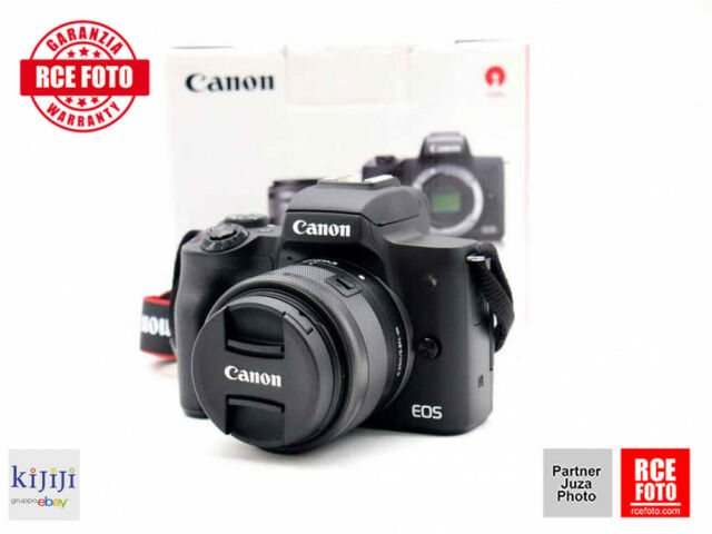 Canon EOS M50 + EF-M  IS STM -