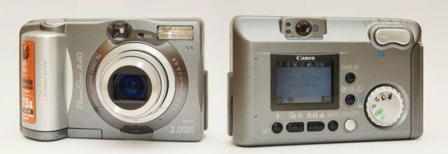 Canon power shot A 40