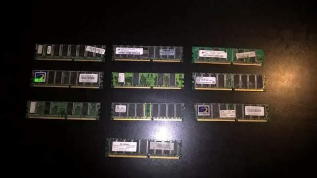 Ram DDR1 Pc x Computer Desktop