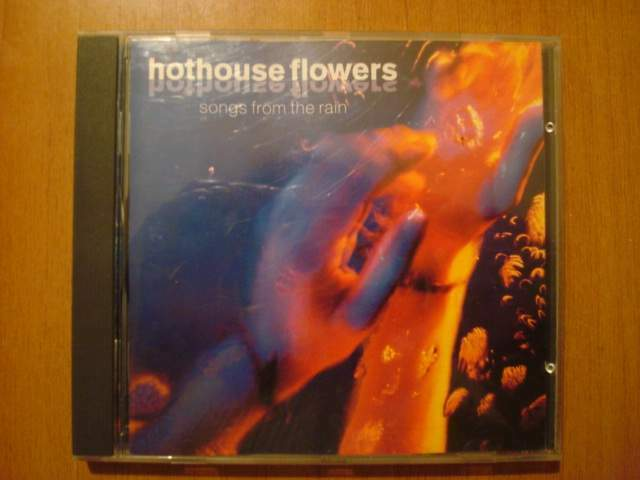 Hothouse flowers - songs from the rain - cd musicale ottimo