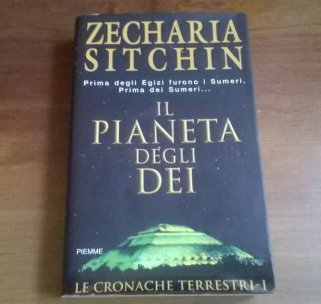 Il pianeta degli dei - Zecharia Sitchin