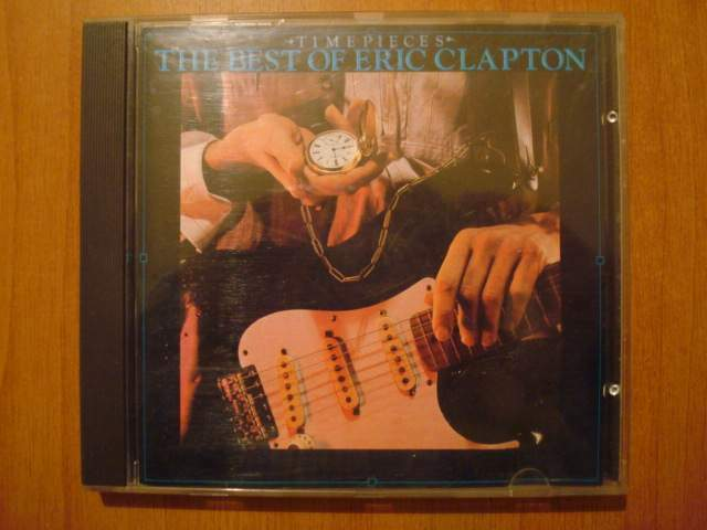 The best of eric clapton - time pieces - cd musicale