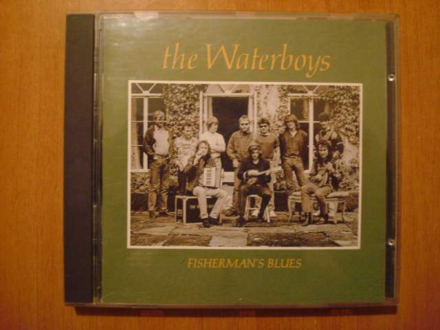 The waterboys - fisherman's blues - cd musicale ottimo