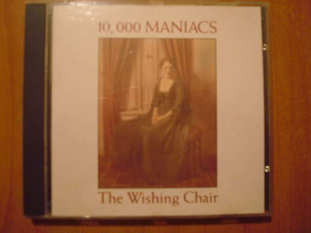 maniacs - the wishing chair - cd musicale
