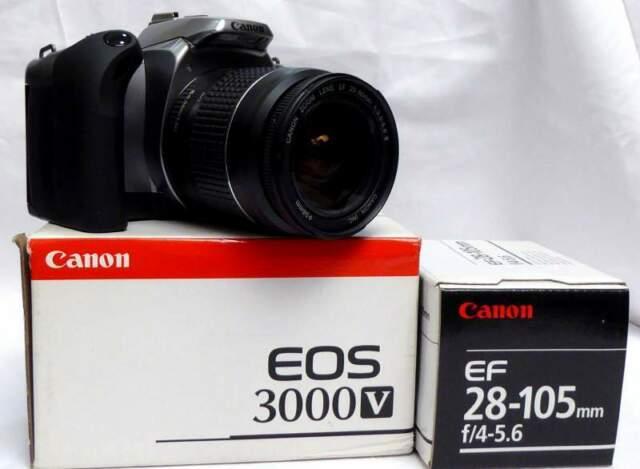 CANON EOS  V CON EF  mm f4-46