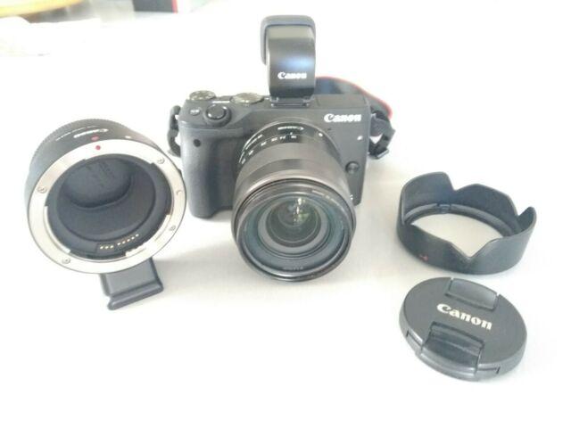 Canon EOS M3 ed accessori