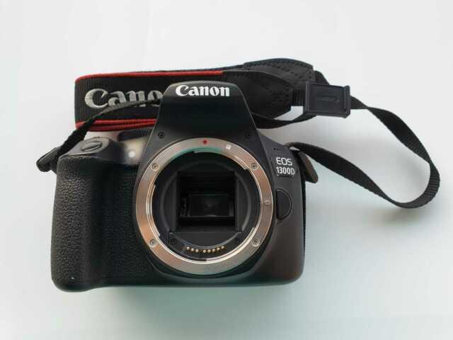 Canon EOS d + Obbiettivo EF-S  III