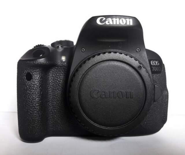 Fotocamera CANON eos 700D solo corpo perfetta!