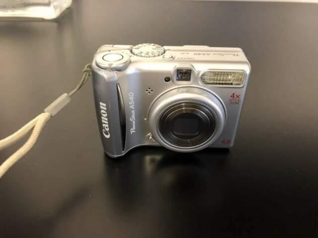 Macchinetta fotografica Canon
