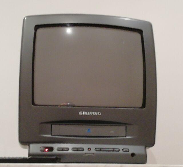 Tv Grundig Tvr  anni 90