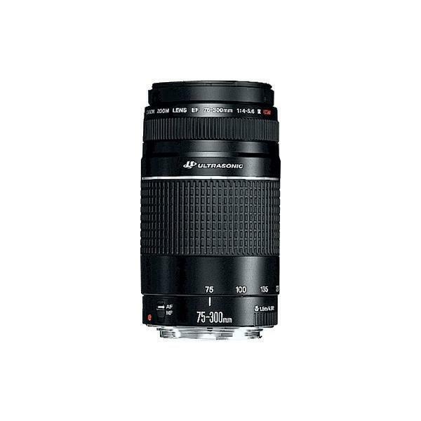 Canon EF mm f/ III USM SLR Teleobiettivo Nero