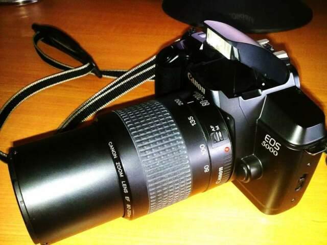 Canon EOS Reflex Teleobiettivo  nuovo trattabile