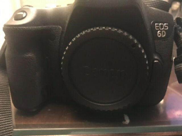Canon eos 6D +  f4 L