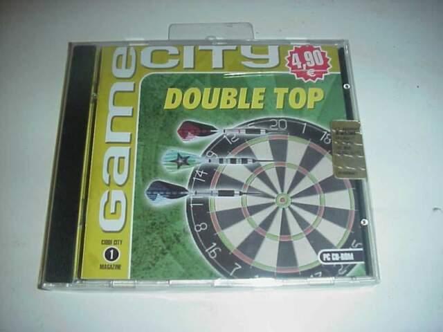Double top freccette game city gioco videogioco pc cd rom
