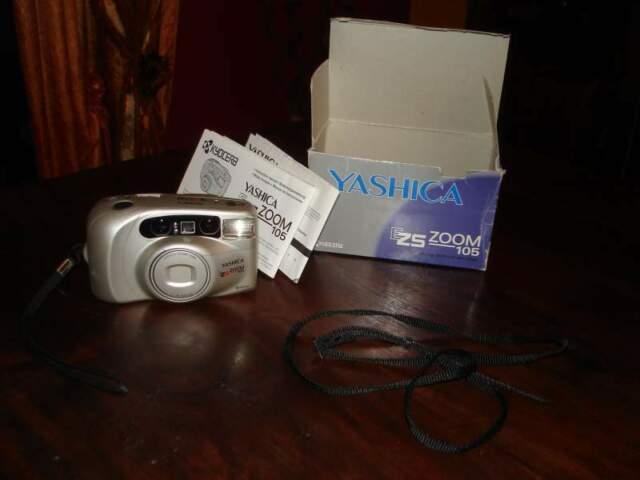 Macchina fotografica Yashica ZS ZOOM 105