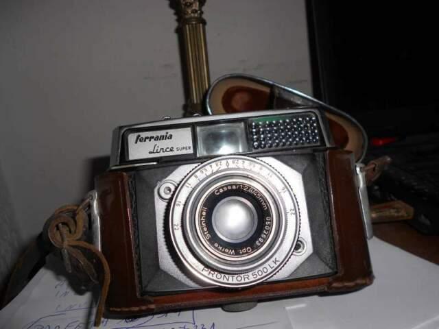 Macchinetta fotografica FERRANIA LINCE 3 SUPER