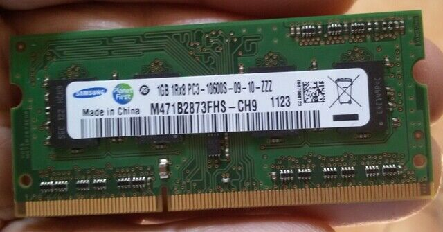 Moduli ram DDr3 e DDR2 notebook