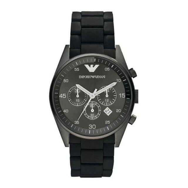 Emporio Armani Sport AR orologio uomo al quarzo
