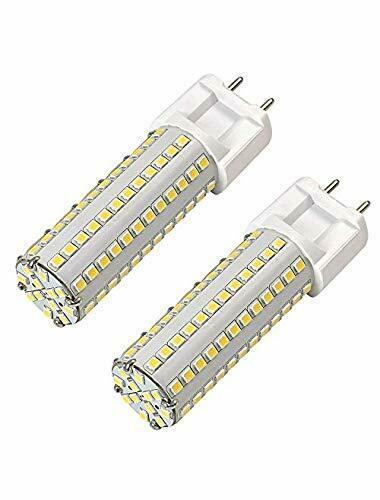 DASKOO - Confezione da 2 lampadine LED G W, AC