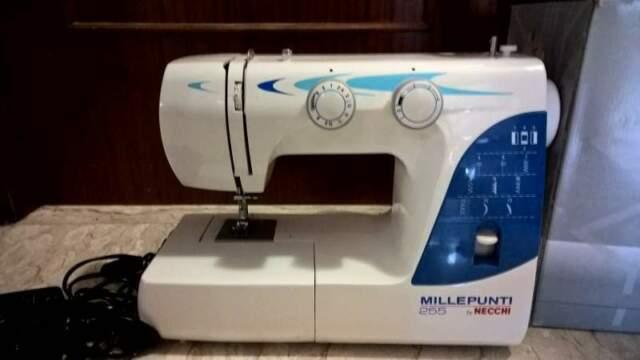 macchine da cucire Necchi datazione