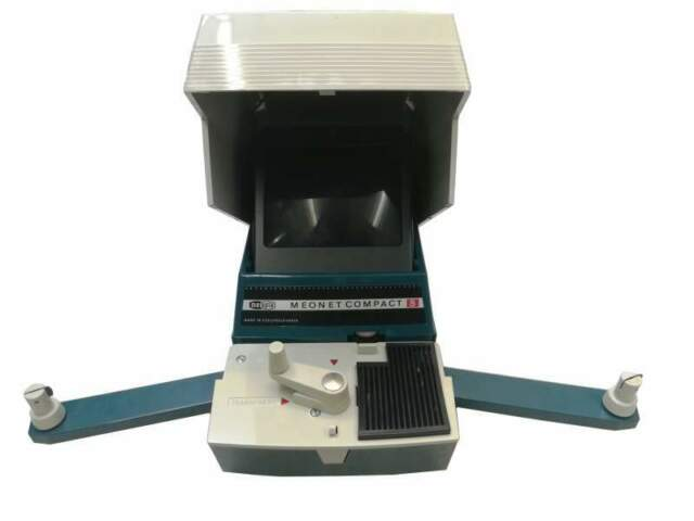 Meopta Meonet Compact S Moviola super 8 mm