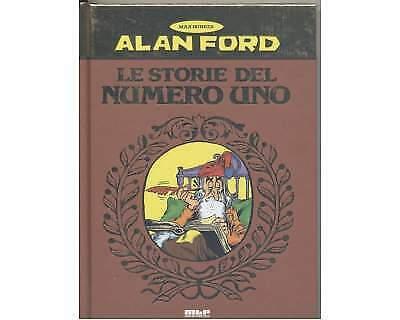 Alan ford - le storie del numero uno 1