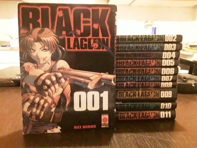Black Lagoon (Volume dal 1 al 11)