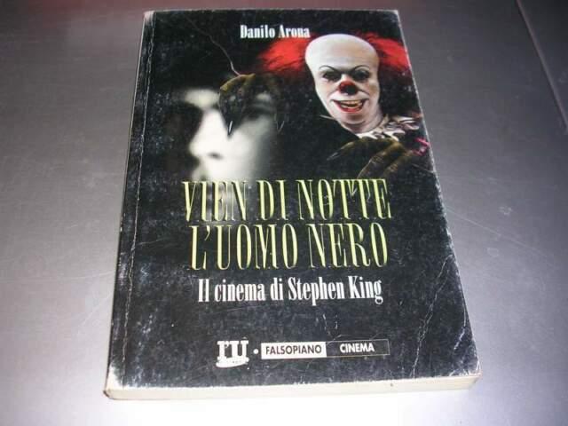 Vien di Notte L'Uomo Nero -Danilo Aroma