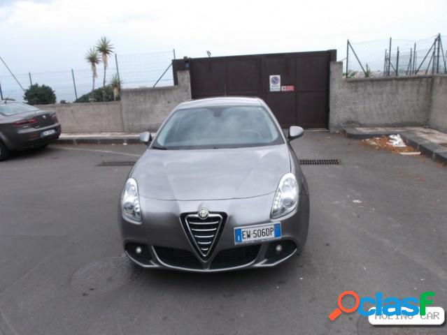 ALFA ROMEO Giulietta diesel in vendita a Catania (Catania)
