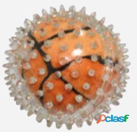 Croci gioco per cani palla gomma tpr plurisport 9 cm