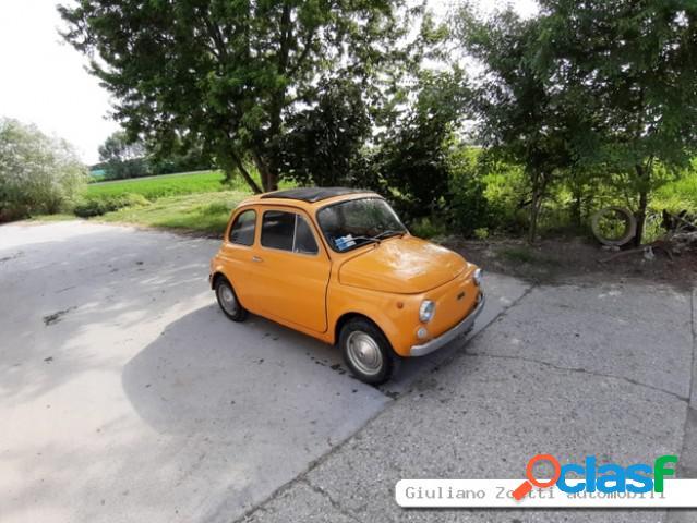 FIAT 500L benzina in vendita a Casaloldo (Mantova)