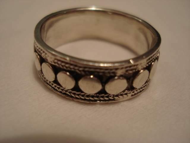 Fedina anello unisex in argento 925
