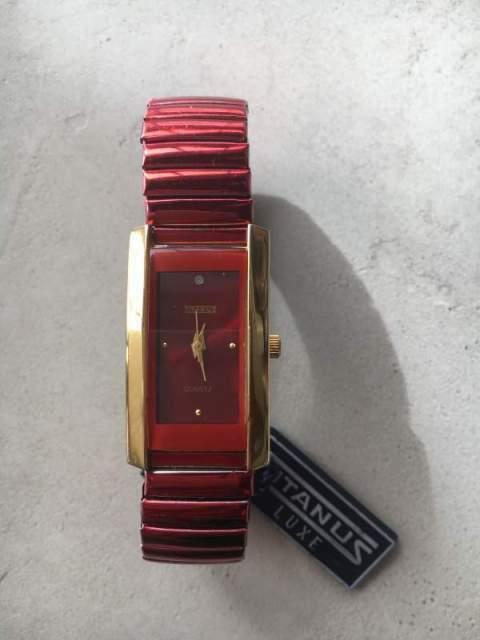 Orologio vintage Titanus da donna