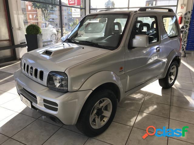 SUZUKI Jimny diesel in vendita a Casalgrande (Reggio-Emilia)