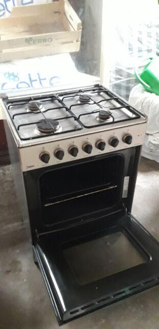 Cucina gas forno