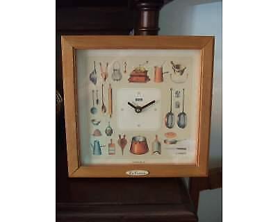 Orologio a muro usato (a pile) della ditta Forme SRL