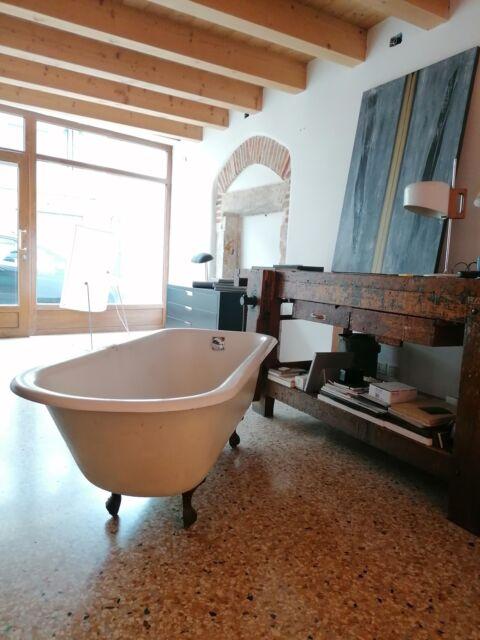Vasca da bagno tradizionale con piedini di | Posot Class