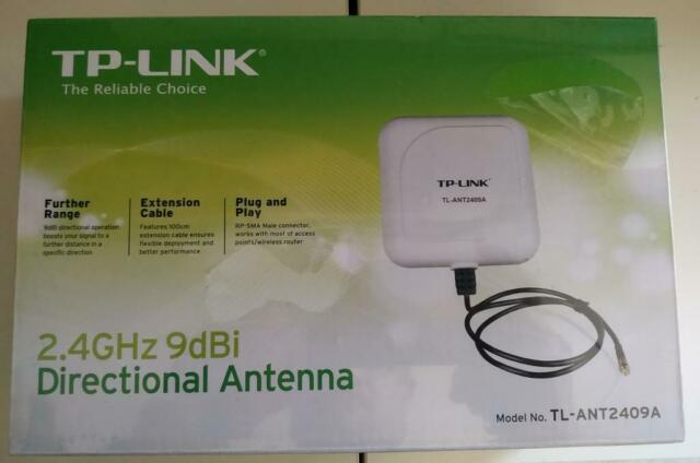 Antenna direzionale TP-Link TL-ANTA NUOVA INCELOFANATA