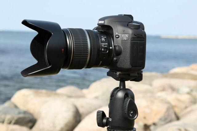 Canon EOS 7D + Canon  IS USM