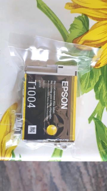 Cartuccia originale Epson T giallo