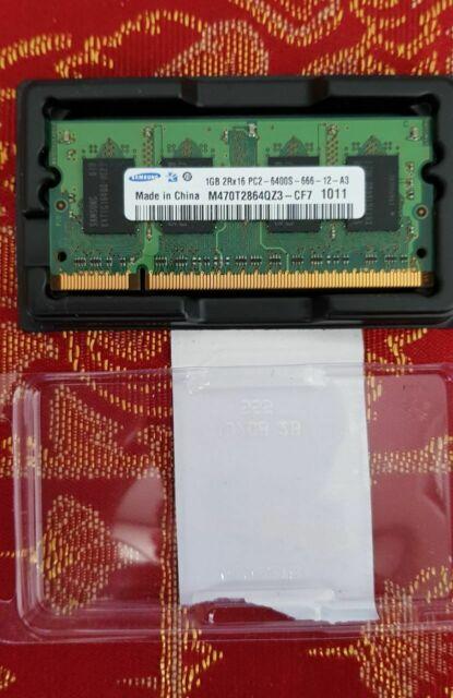Samsung Ram 1GB DDR2 SDRAM PCS--A3