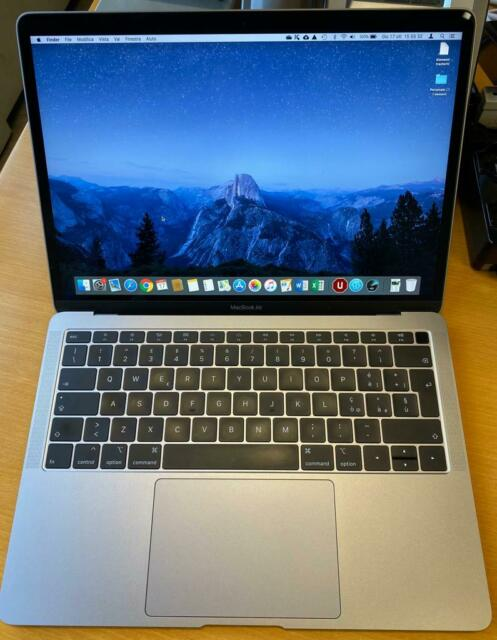 Apple MacBook Air  i5 Dual-Core GB, PERFETTO!