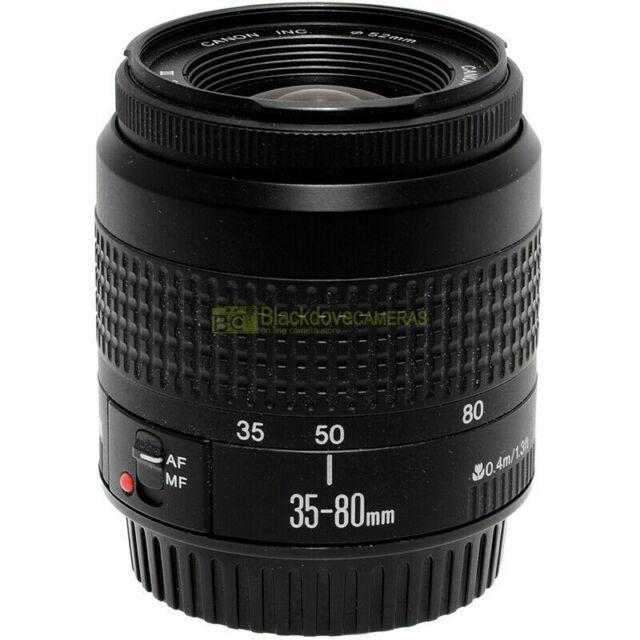 Canon EF mm. f4-5,6 II obiettivo zoom full frame AF per