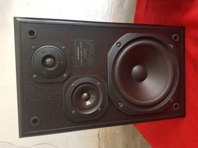 Casse Pioneer S - X450 Vintage 140 watt