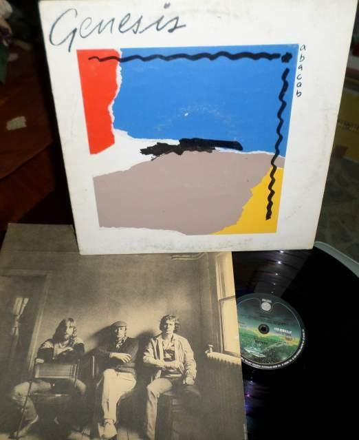 GENESIS - Abacab - LP / 33 giri  Vertigo Italy