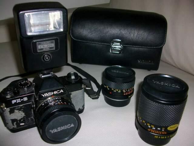 Macchina fotografica Yashica FX-3