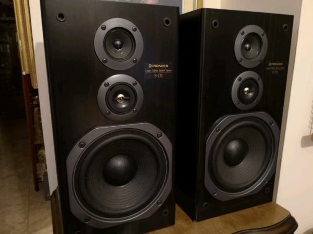 PIONEER S-D1 Casse acustiche